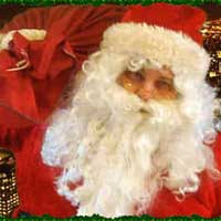 27 Santas and an Elf Called Kevin