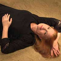 Karen Finley: Written in Sand