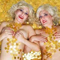 Menorah Horah Hanukkah Burlesque Show