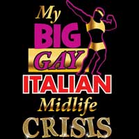 My Big Gay Italian Midlife Crisis