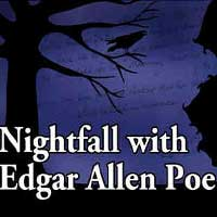 Nightfall with Edgar Allan Poe