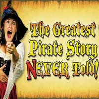 The Greatest Pirate Story Never Told!