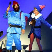 Rudolph The Red Nosed Reindeer The Musical The Theater At Madison Square Garden Broadway