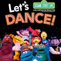 Sesame Street Live - Let's Dance!