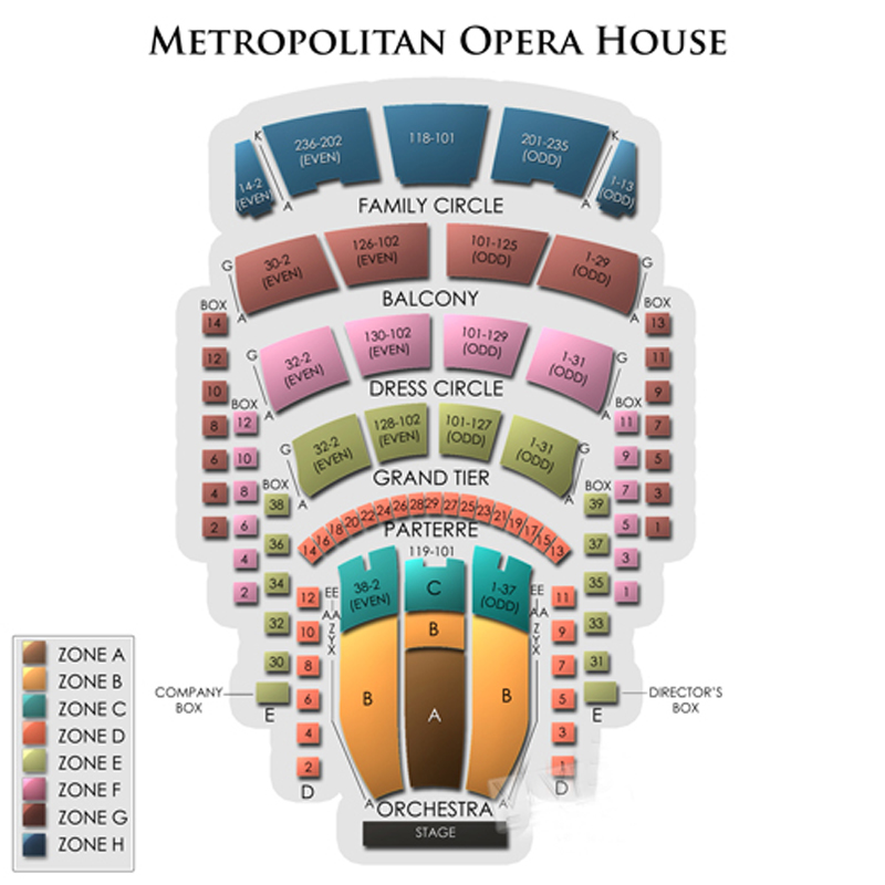 Met opera seating chart balcony elcho table