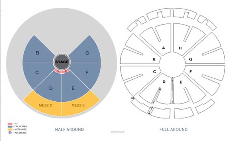 Nycb Theatre Seating Chart