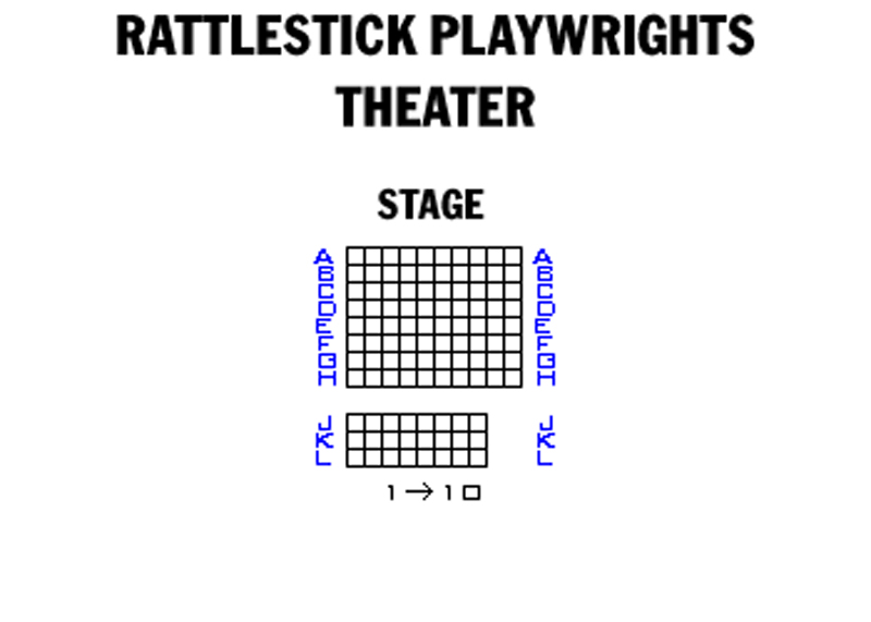 Rattlestick Playwrights Theater Seating Chart