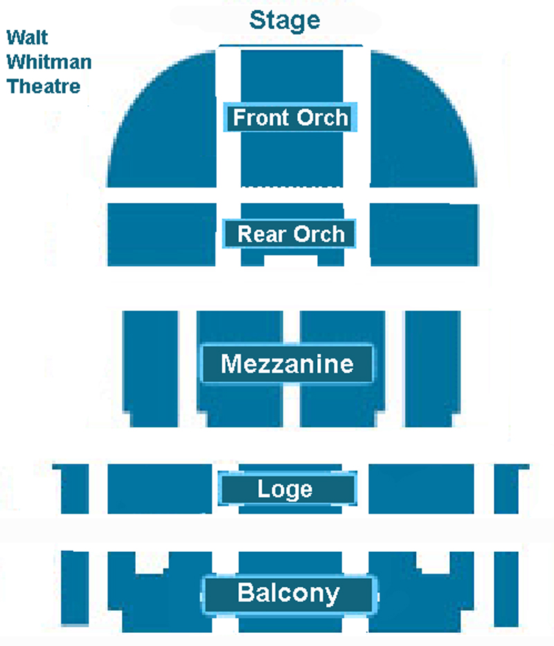 Claire Tow Theater Seating Chart